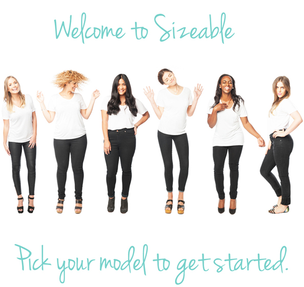 Shop For Clothes Online Using A Model With Your Body Type