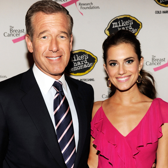 Allison and Brian Williams