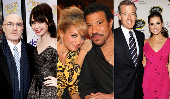 Dynamic Duos: Famous Fathers and Kids