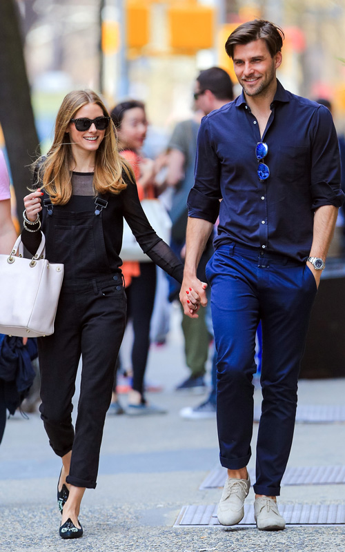 Olivia Palermo Wedding.Olivia Palermo And Johannes Huebl Their Most Stylish Couple Moments