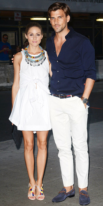 6225277006c Olivia Palermo and Johannes Huebl  Their Most Stylish Couple Moments ...