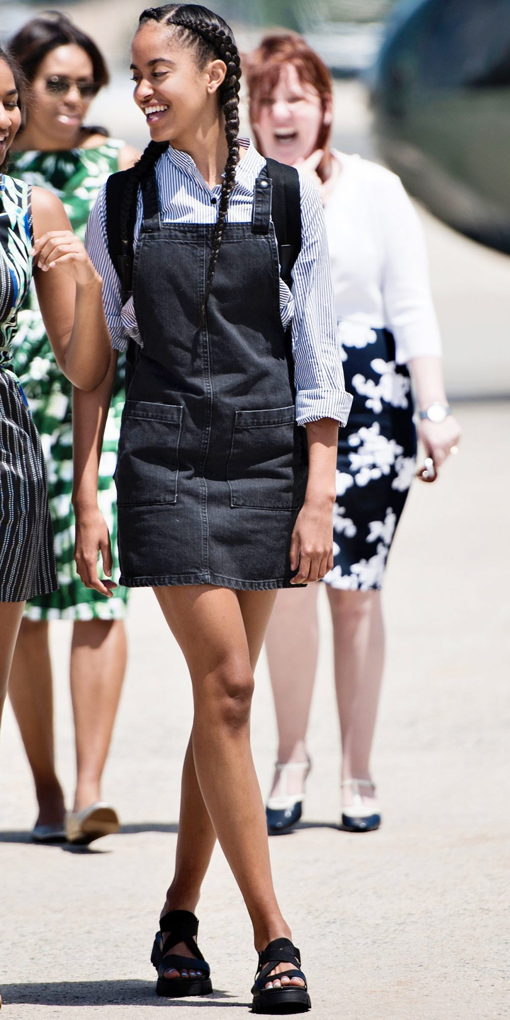 Take A Look At Malia Obama S Incredible Style Evolution
