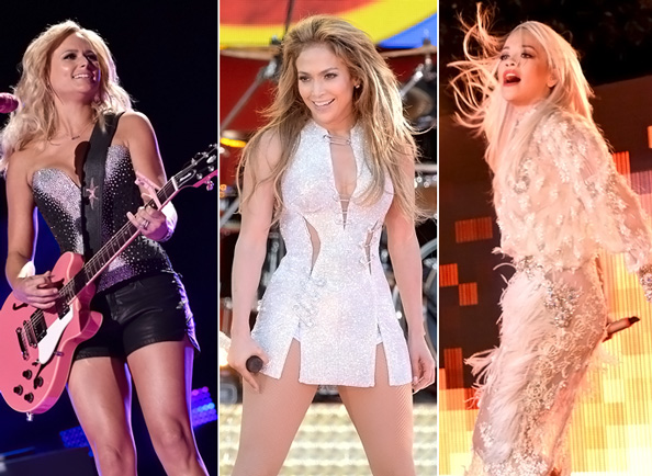 Fashion Rocks Returns—This Time with <em>InStyle</em>! Jennifer Lopez, Rita Ora, Miranda Lambert to Perform