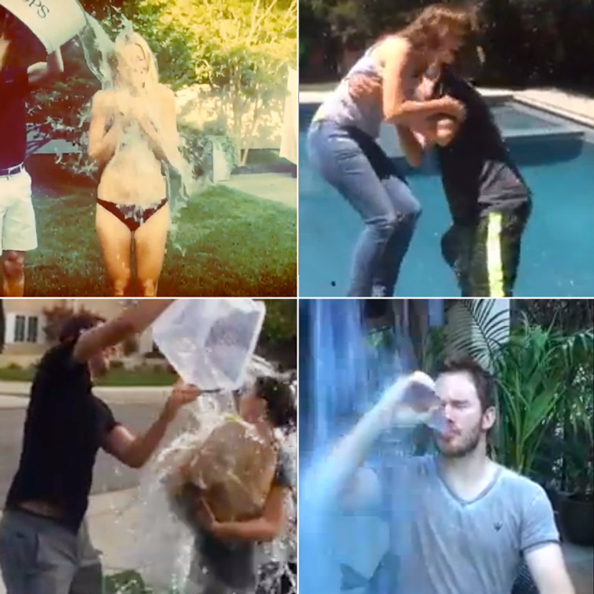 From Ben Affleck to Emily Blunt, Watch Our 5 Favorite ALS Ice Bucket Challenge Videos