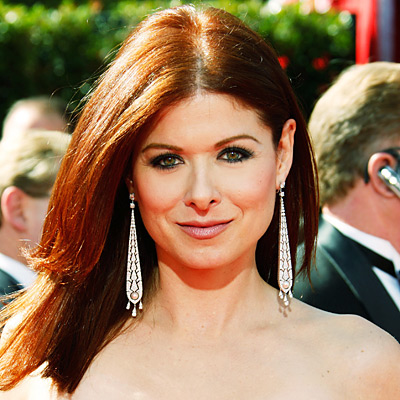 Emmys Jewelry - Debra Messing - Cartier