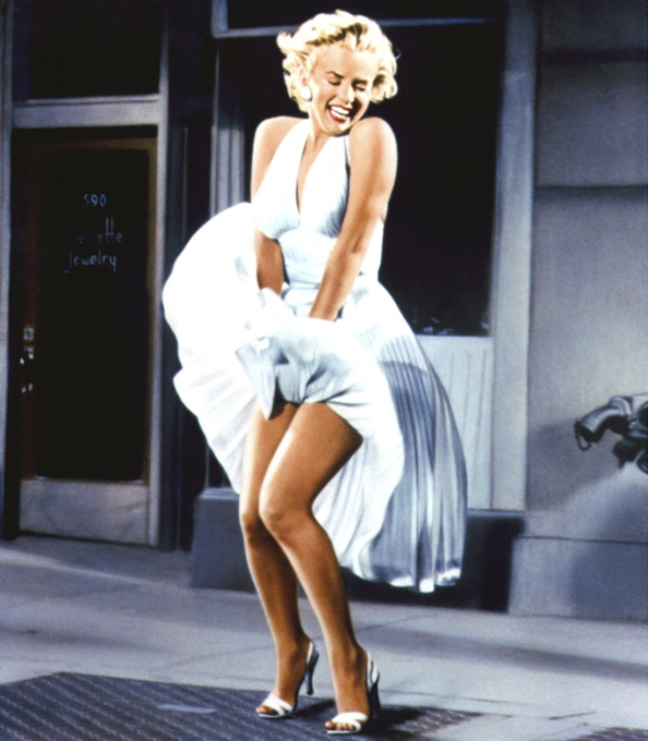 Now You Know: The Halter Then, Now, and Before Marilyn Made It Famous