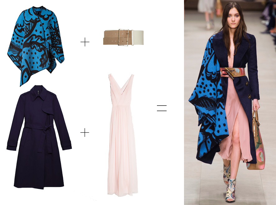 Fashion Math: Burberry Prorsum