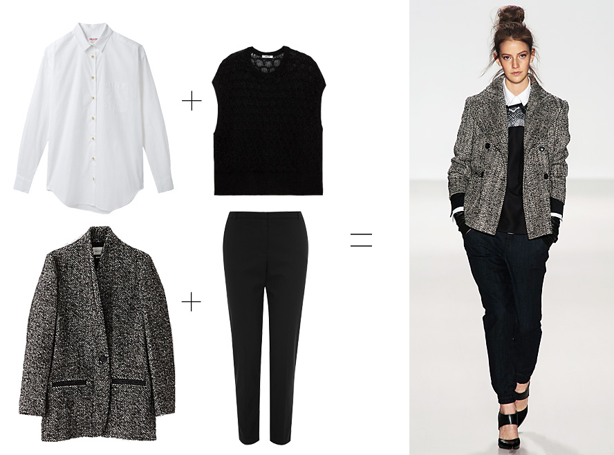 Fashion Math: Marissa Webb