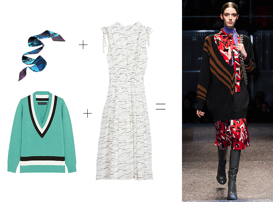 Fashion Math: Prada