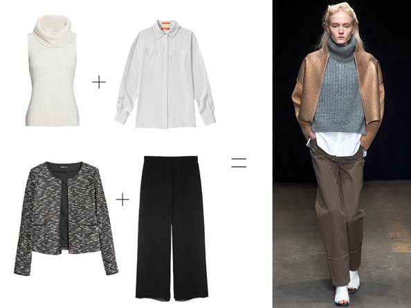 How to layer clothes for fashion