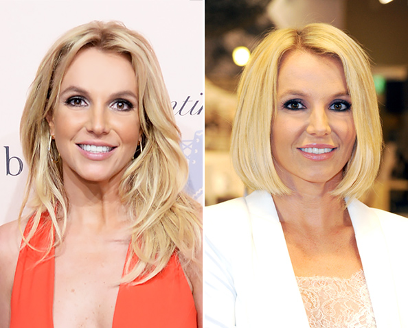 Britney Spears Got a Bob! See Her Dramatic New Look