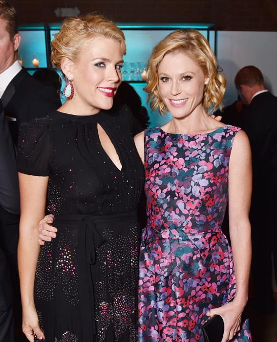 Busy Philipps and Julie Bowen