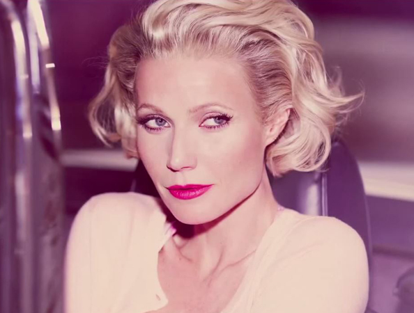 Some Like It Hot! See Gwyneth Paltrow's Marilyn Monroe-Inspired Campaign for Max Factor