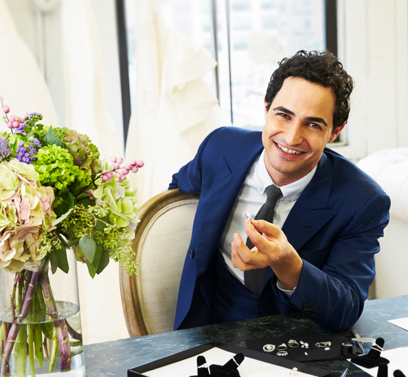 Zac Posen's Engagement Rings: Get the Exclusive First Look