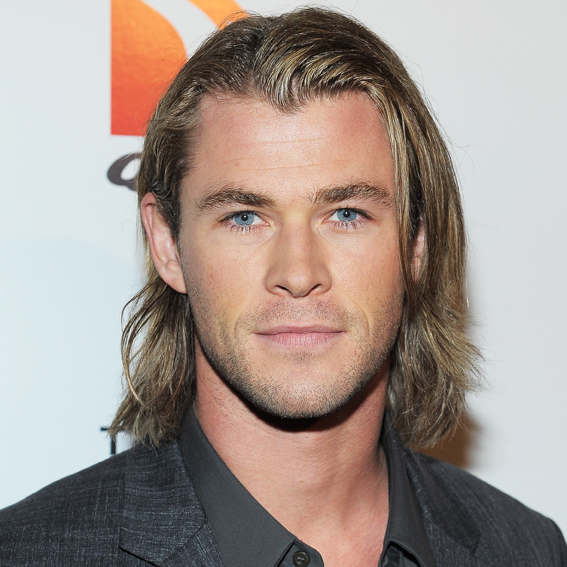 Chris Hemsworth's Changing Looks | InStyle.com