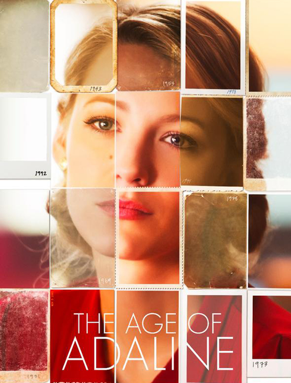 Watch Blake Lively Stay Young and Beautiful Forever in The Age of Adaline Trailer