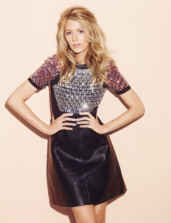Blake Lively for Gucci Premiere