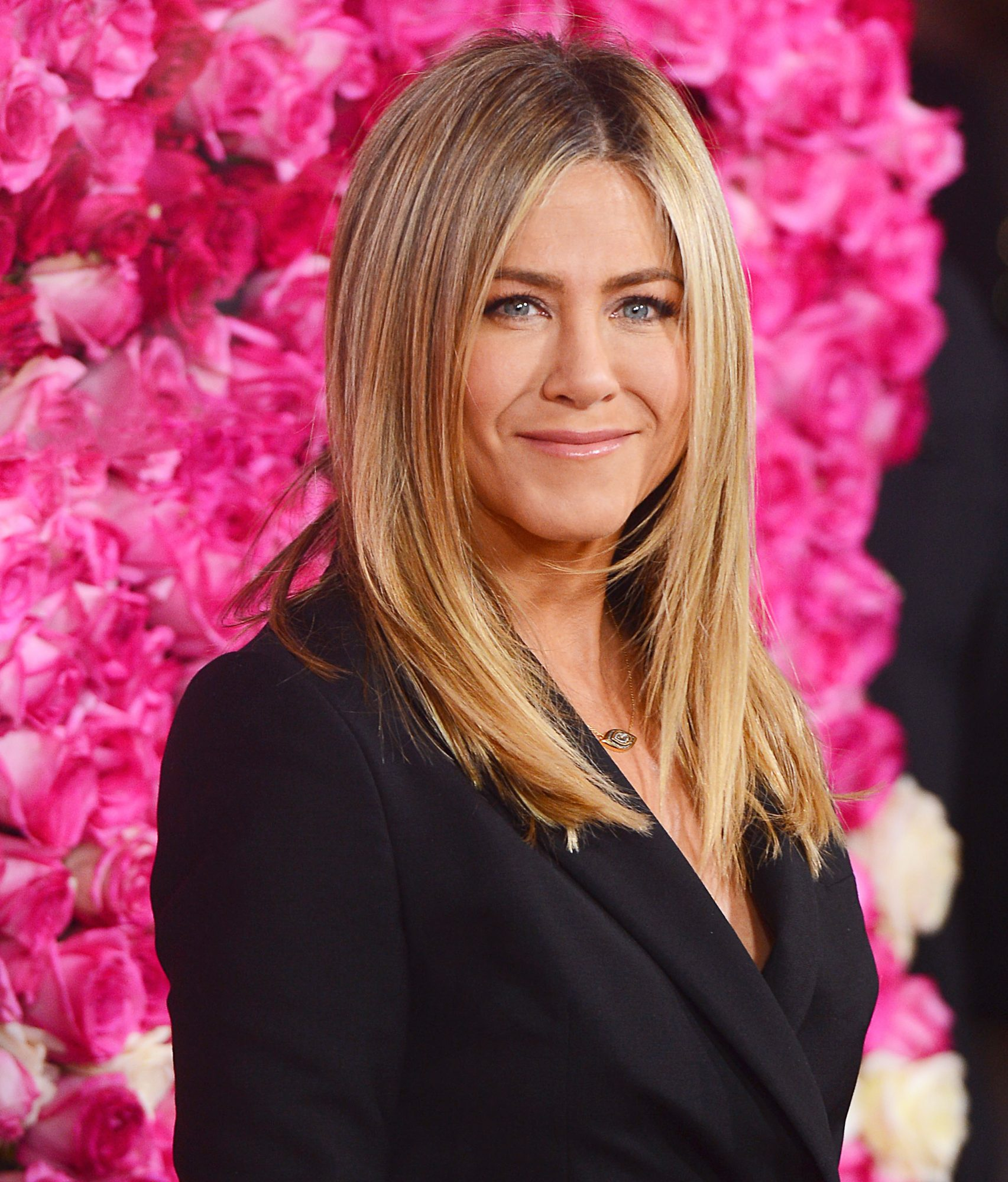 Jennifer Aniston's 32 Best Little Black Dresses Ever