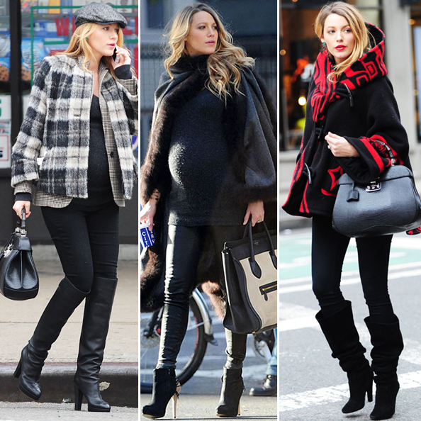 cfcad9a594 This Is the Shortcut to Achieving Flawless Maternity Style Like Blake Lively