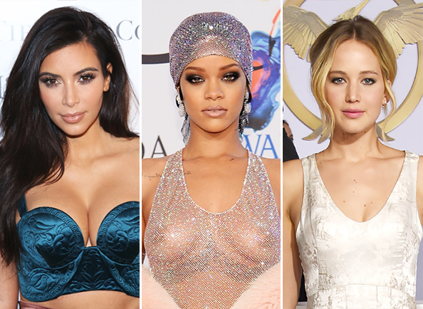 Google Reveals the Most-Searched Celebrities of 2014