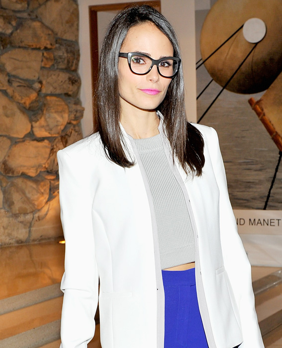 Celebs in Glasses: Jordana Brewster