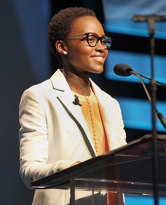 Celebs in Glasses: Lupita Nyong'o