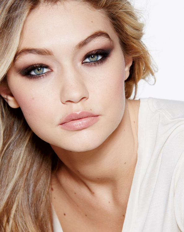 gigi hadid is the new face of maybelline. Black Bedroom Furniture Sets. Home Design Ideas