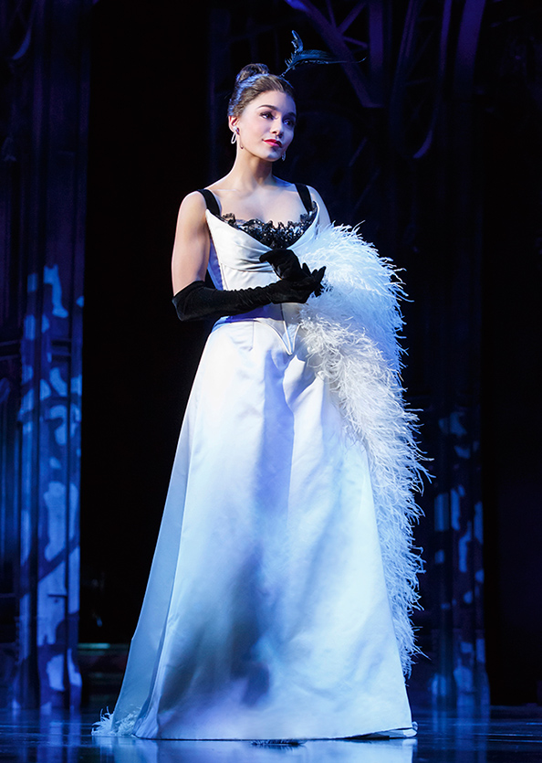 Get an Exclusive First Look at Vanessa Hudgens's Costumes in the Broadway Adaptation of Gigi