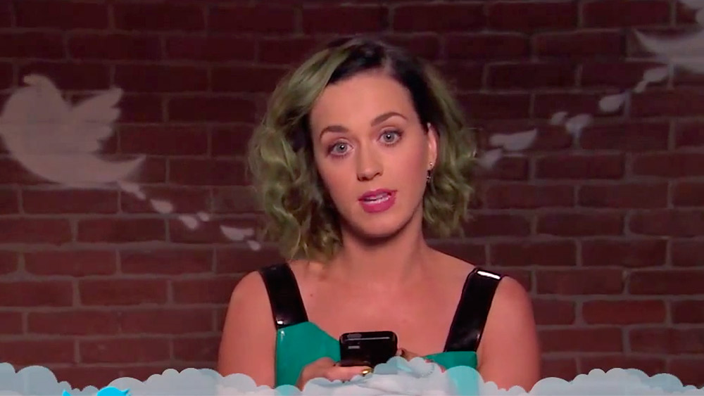Katy Perry, Britney Spears, Lady Gaga, Ariana Grande and More Read Mean Tweets on <em>Kimmel</em>