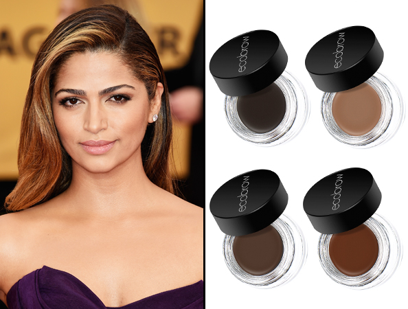 The Secret to Camila Alves's Perfect Eyebrows