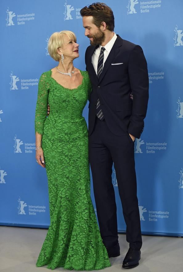 Ryan Reynolds Has a Major Crush on Helen Mirren (According to Blake Lively)