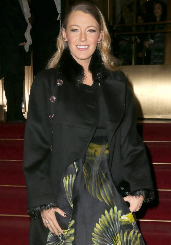 Blake Lively Reveals the Real Godmother of Her Baby Girl (Hint: She Was a Teen Witch!)