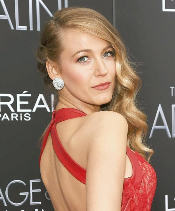 How to Get Blake Lively's Timeless Makeup from <em>The Age of Adaline</em> Premiere