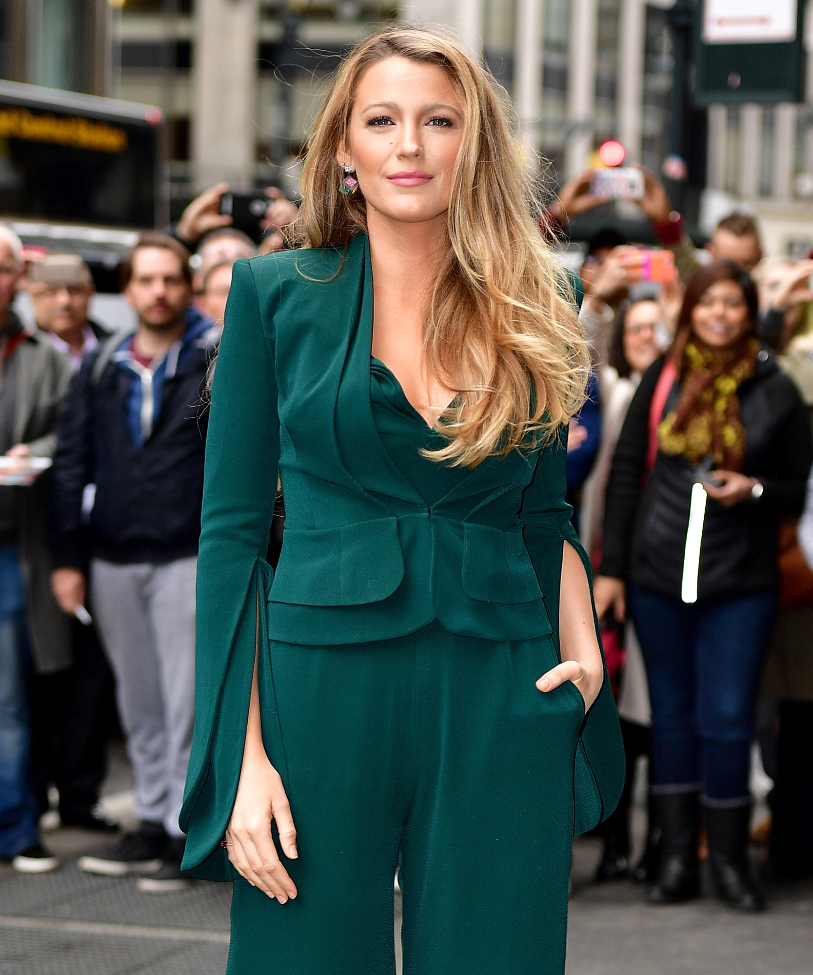 Blake Lively's Red Carpet Style