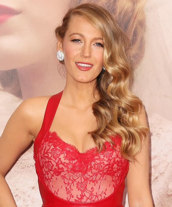How to Recreate the Many Hairstyles Blake Lively Wore During <em>The Age of Adaline</em> Tour