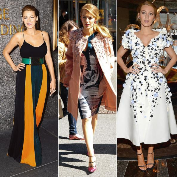This Week's Wow: The Psychology Behind Blake Lively's Many Age of Adaline Outfit Changes