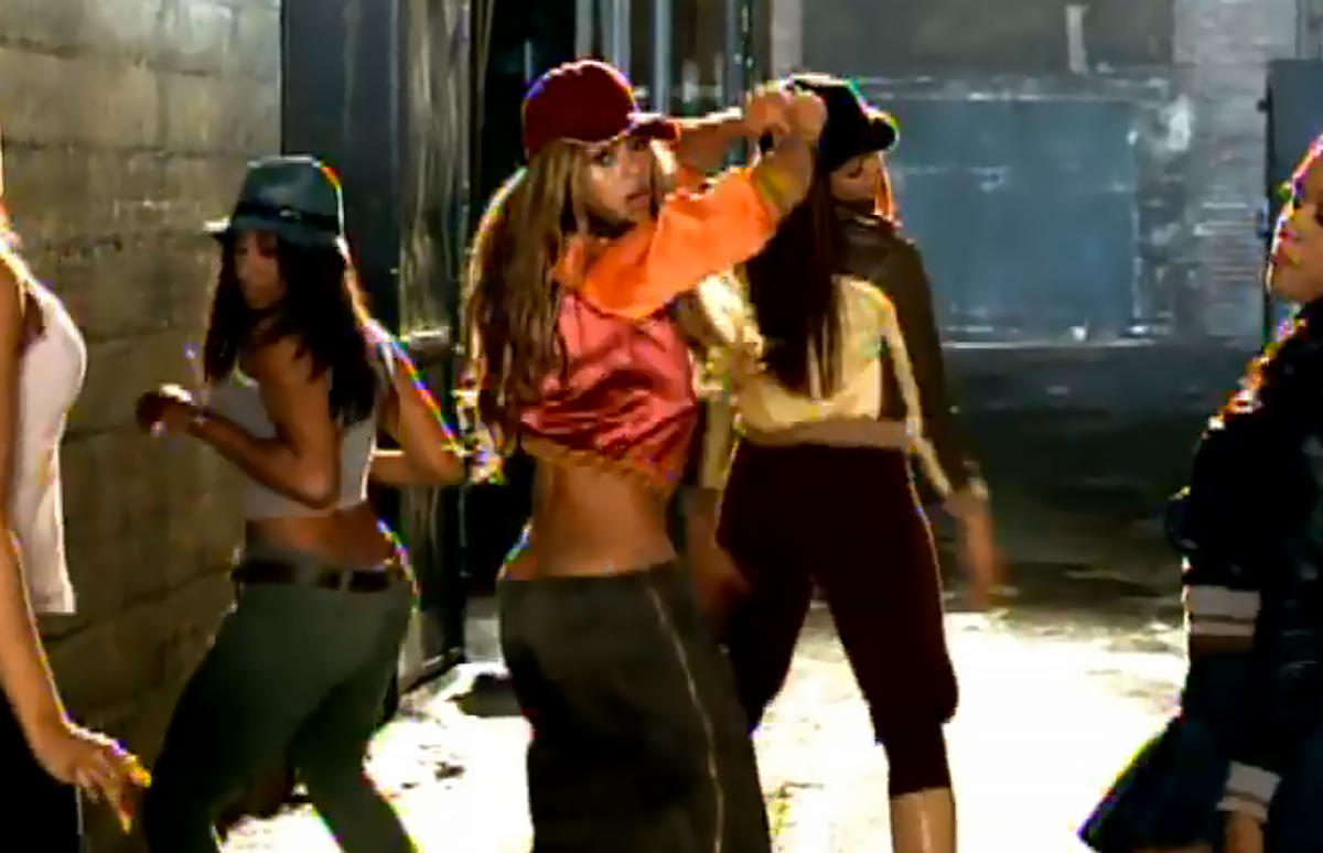 "#TBT Beyonce ""Crazy in Love"" lead"