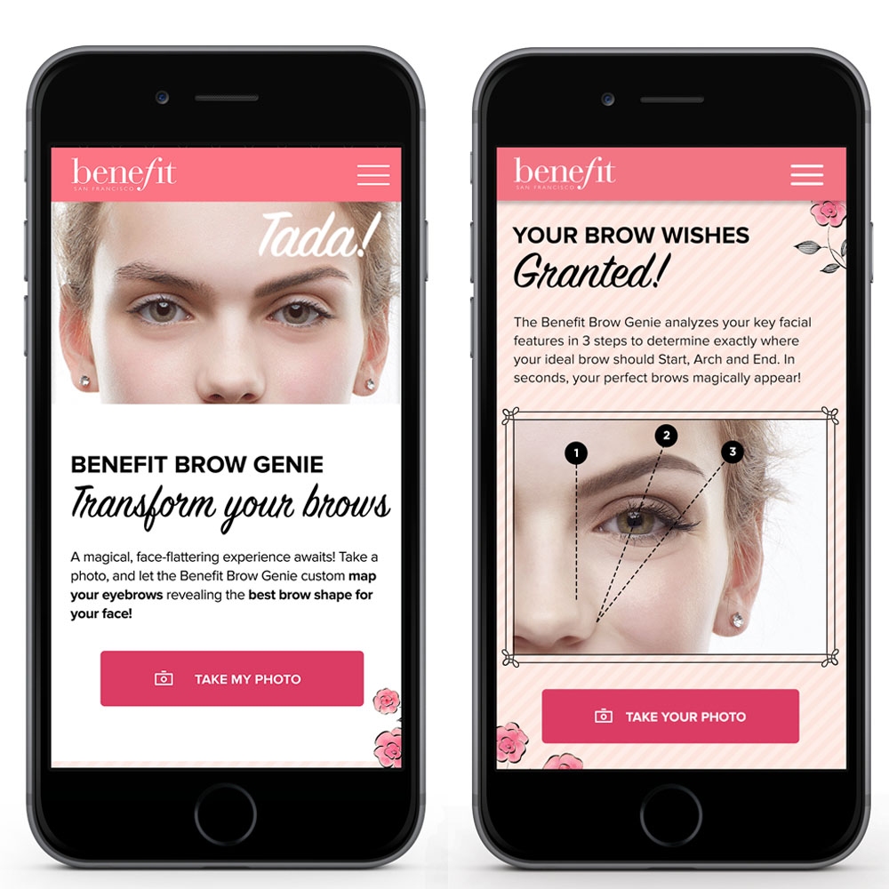 Tech, Yeah! This Facial Recognition App Maps the Most Flattering Brow Shape for Your Face