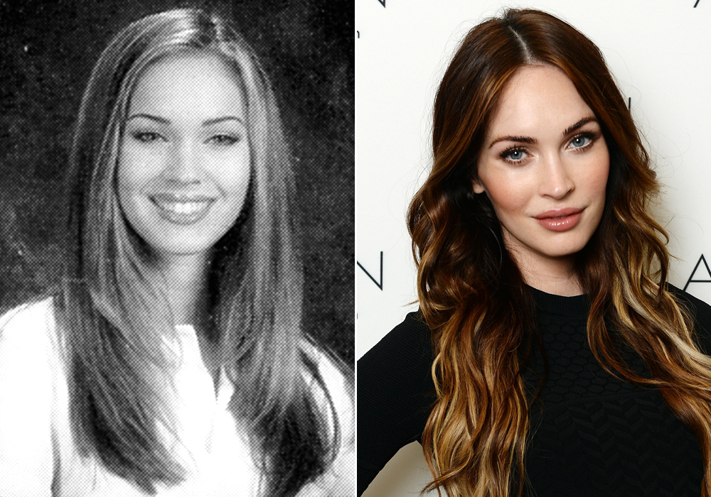 Megan Fox Is 29 today! See How She's Changed with Fame