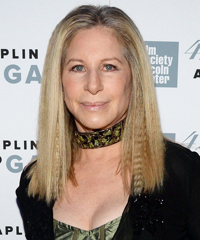 Barbra Streisand Writing A Memoir For 2017
