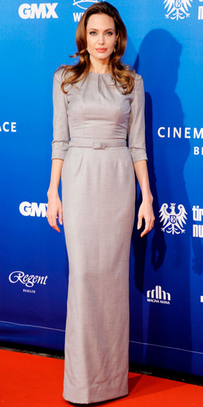 Angelina Jolie in Ralph & Russo