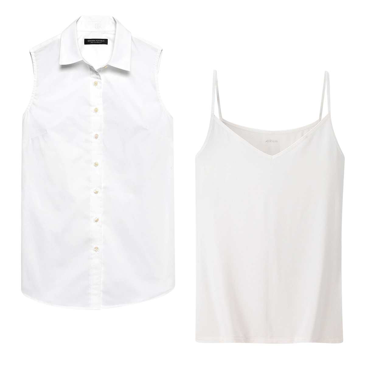 The Problem: A Little White Shirt