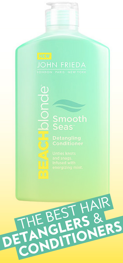 Best Hair Detanglers Detangling Shampoo Conditioner