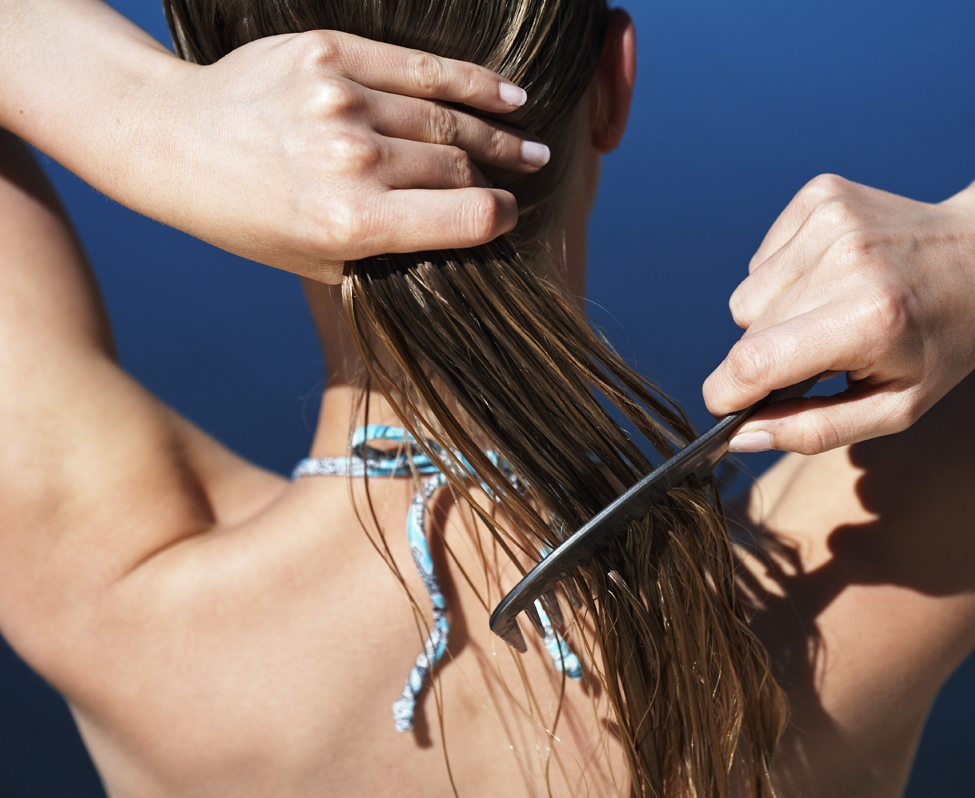 The Best Detanglers for Summer Hair