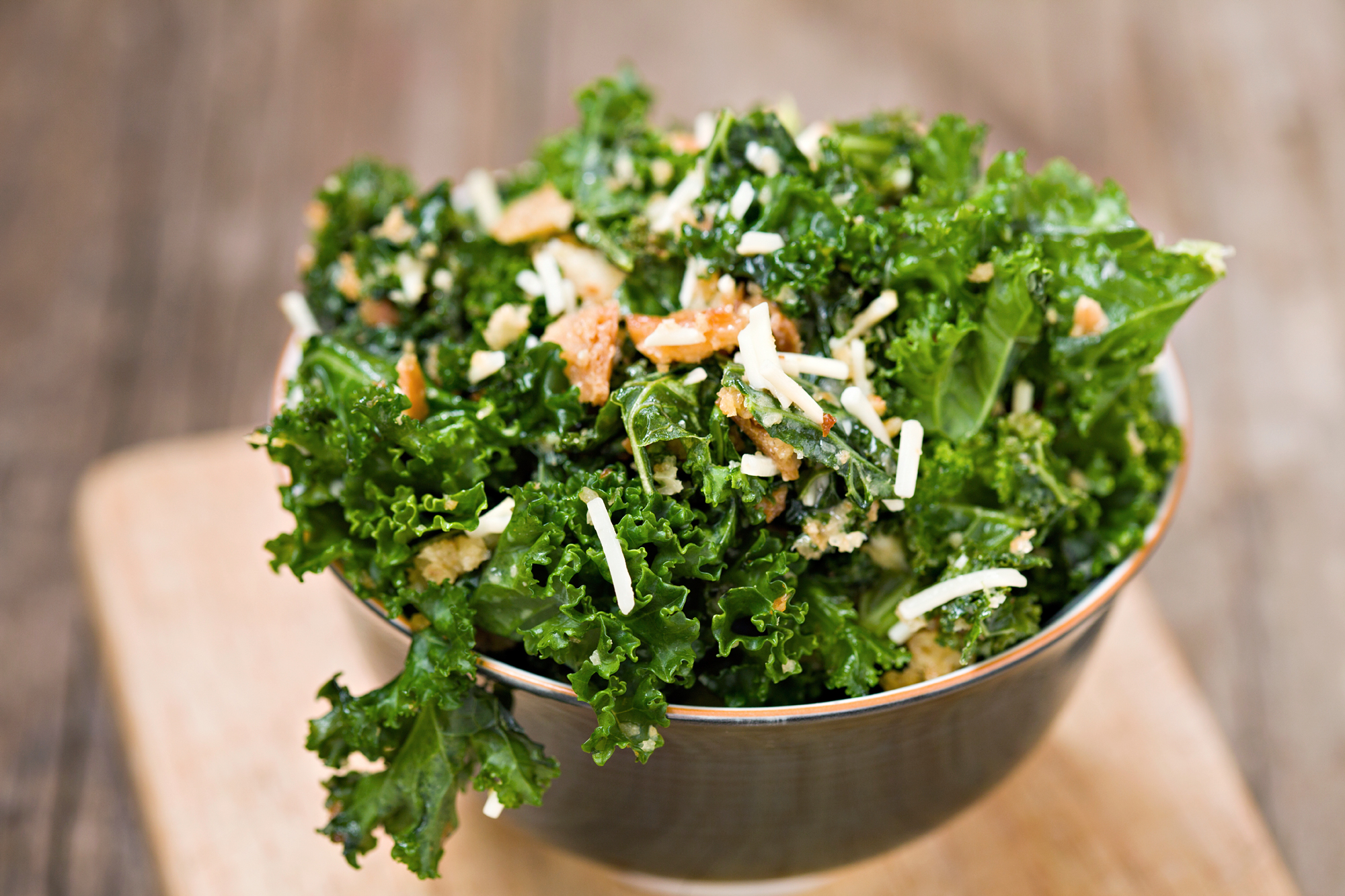 Whip Up Jennifer Lopez's Favorite Kale Salad