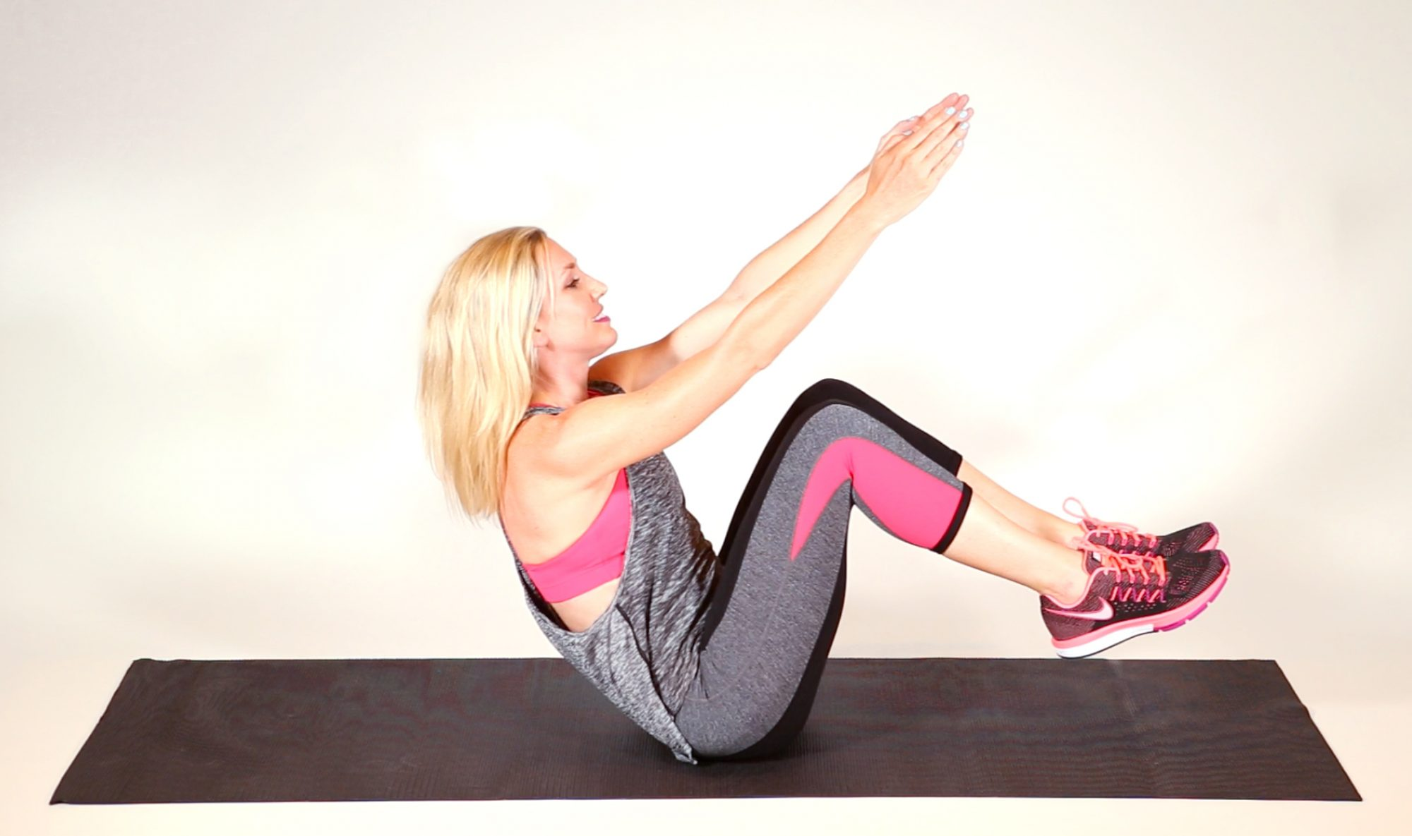 Get Ripped: 3 Easy Abs Moves You Can Do at Home