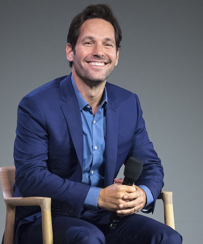 7 Times <em>Ant-Man</em>'s Paul Rudd Has Basically Been a Superhero in Real Life