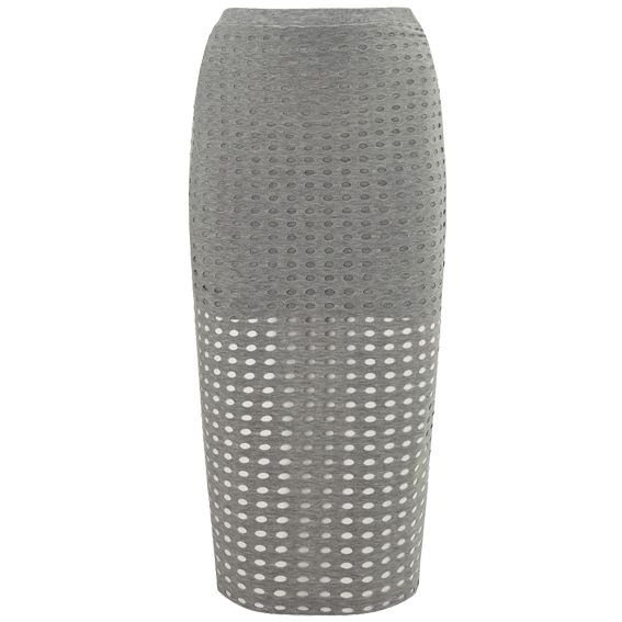 <p>T by Alexander Wang Skirt</p>