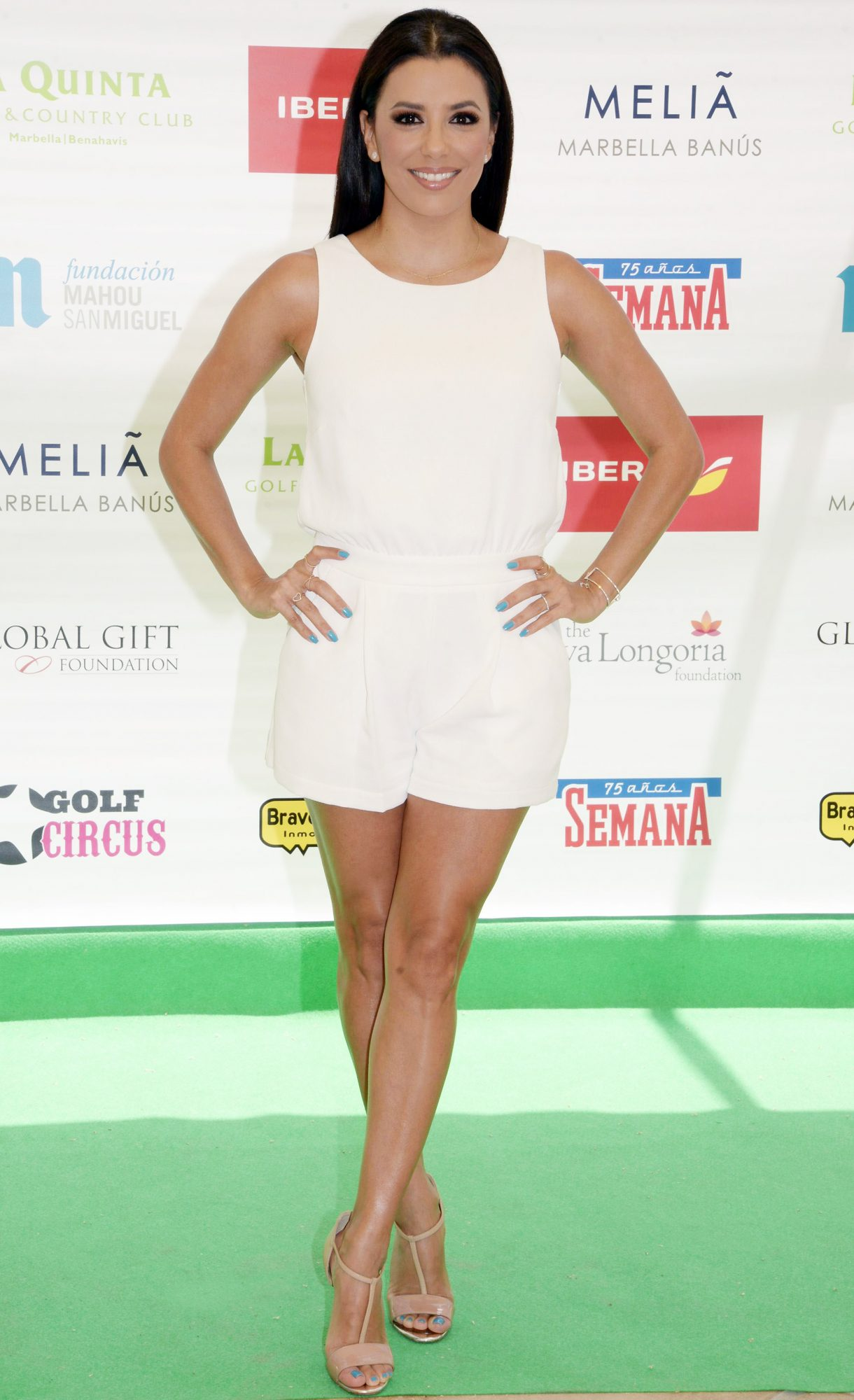 Global Gift Gala Marbella 2015 - III Celebrity Golf Tournament