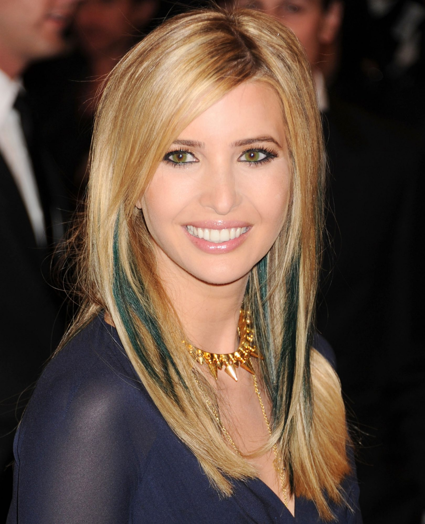 Ivanka Trump S Most Memorable Beauty Moments Instyle Com